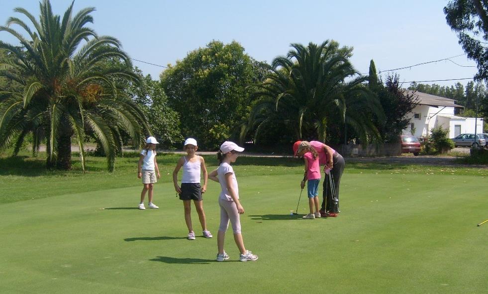 présentation golf scolaire (1